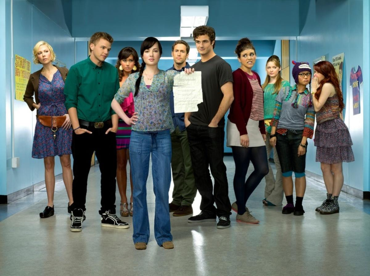 Awkward. (TV Series 2011–2016) - Full Cast & Crew - IMDb