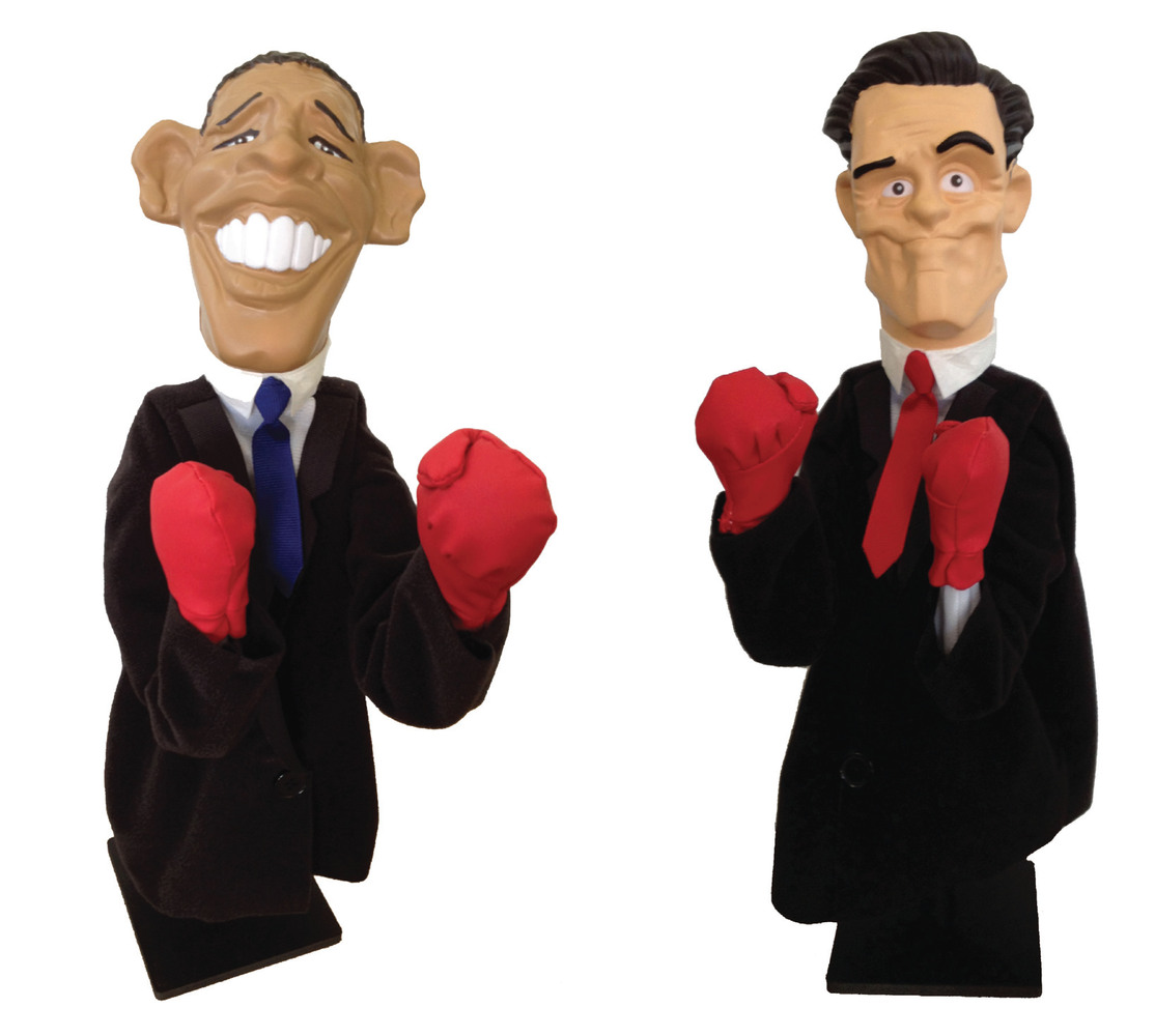 Presidential Halloween Mask Sales: Barack Obama Beating Mitt ...