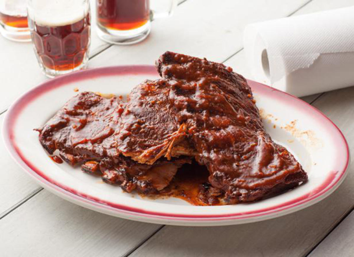 Kansas City-Style Barbecue Sauce Recipes — Dishmaps