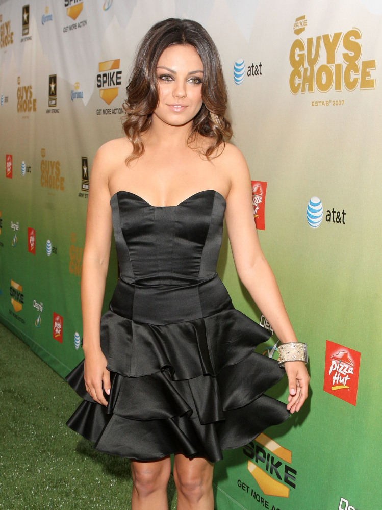 Mila Kunis Named Sexiest Woman Alive By Esquire Magazine