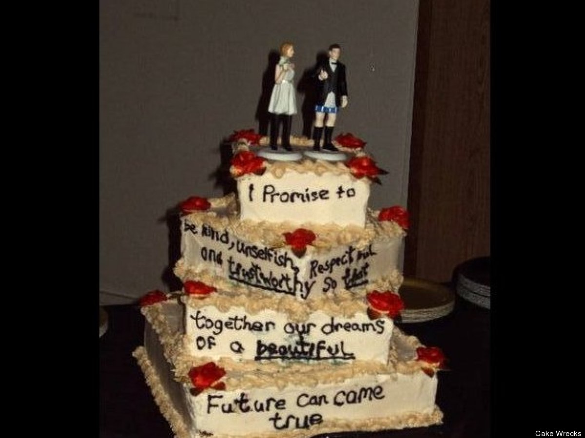 Pictures Of Outrageous Birthday Cakes