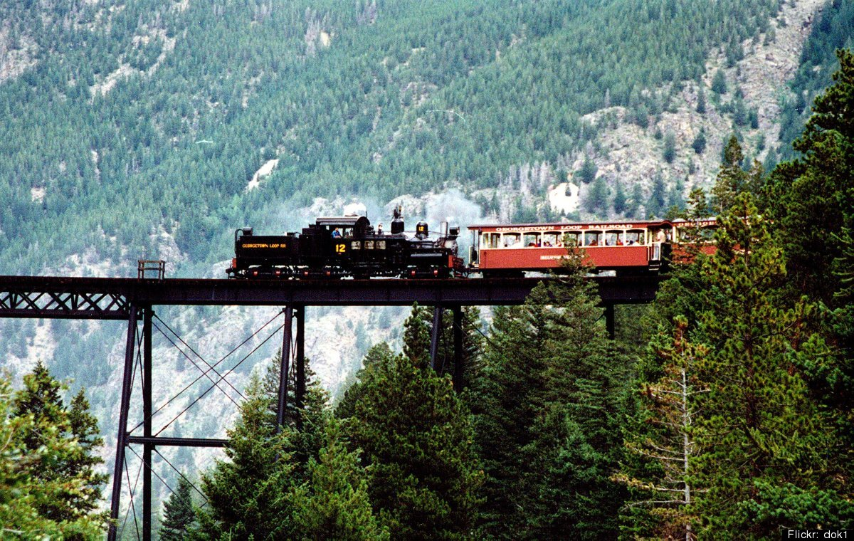 Colorado train travel best mountain railroad trips in the for Best train vacations in the world