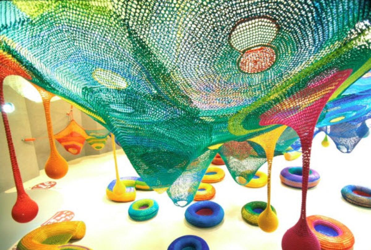 Inkluderende Lekeplass Gjør Spilletid Magisk for barn i alle evner