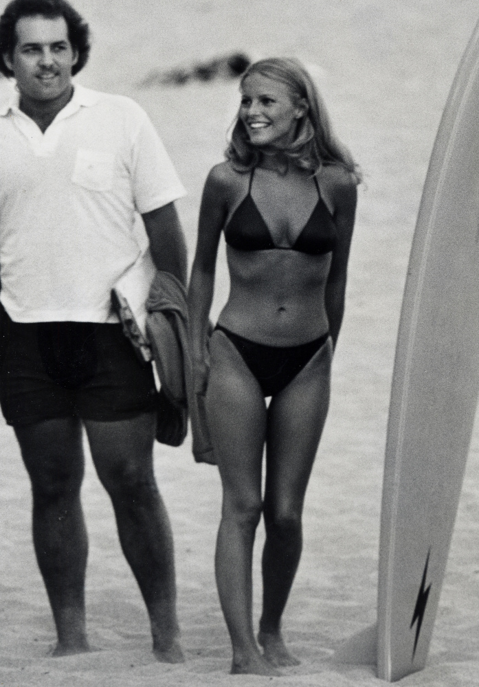 Cheryl ladd en bikini