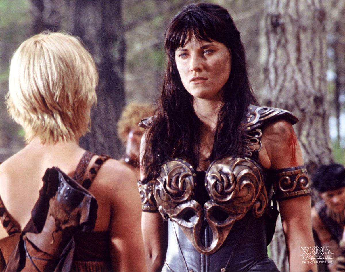 'Xena' Body Armor The Inspiration For New U.S. Military ...
