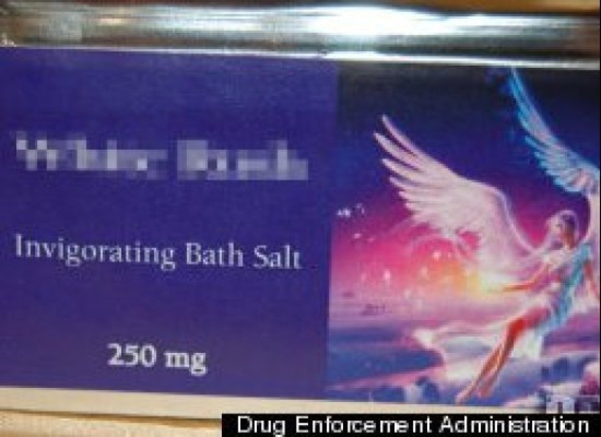 Bath Salts Users Before And After Viewing Gallery
