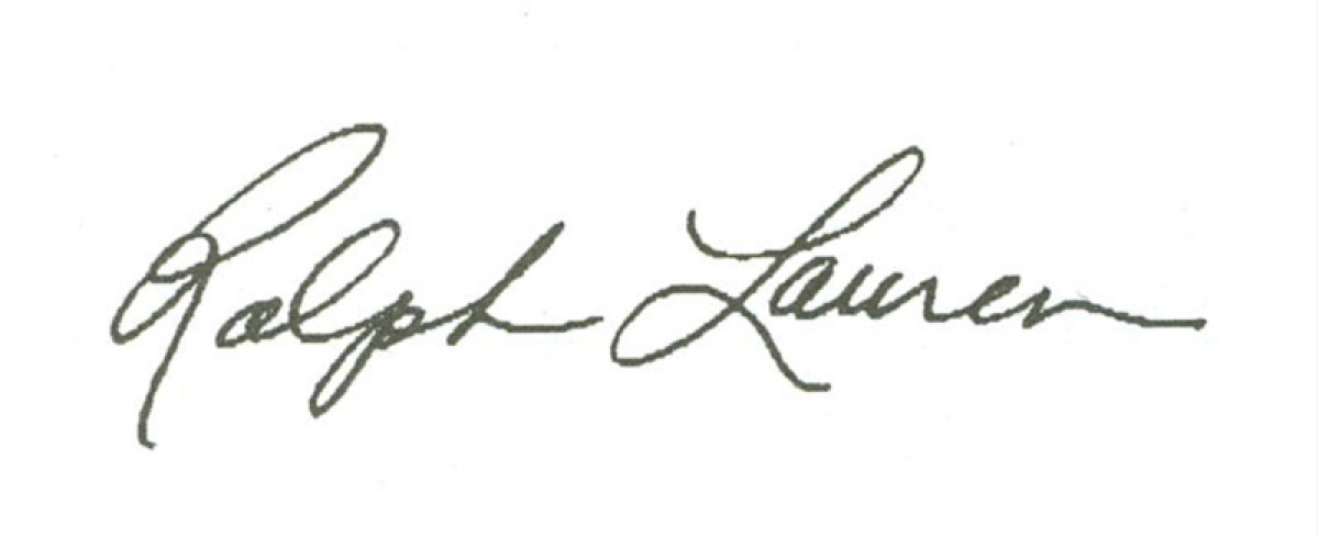 Samples R What Handwriting Says About You and Seven Celebrities