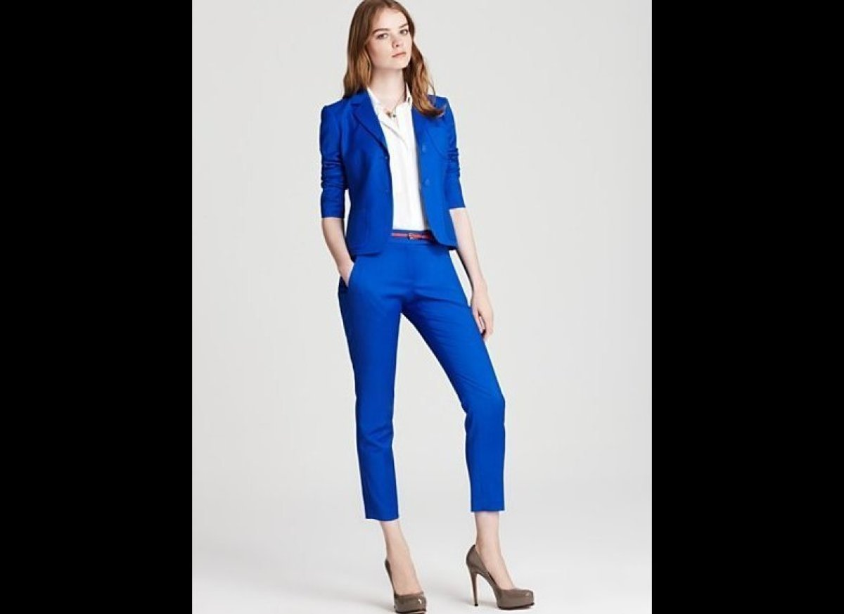 Business clothes for petite women