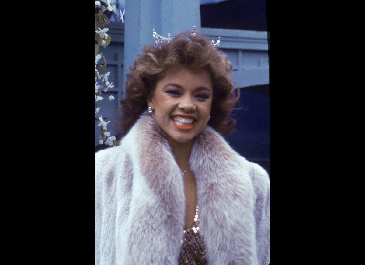 Vanessa Williams 1984 Also on The Huffington Post