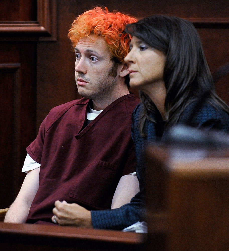 Colorado Shooting Suspect: James Holmes: Aurora Batman Shooting Suspect Charged With