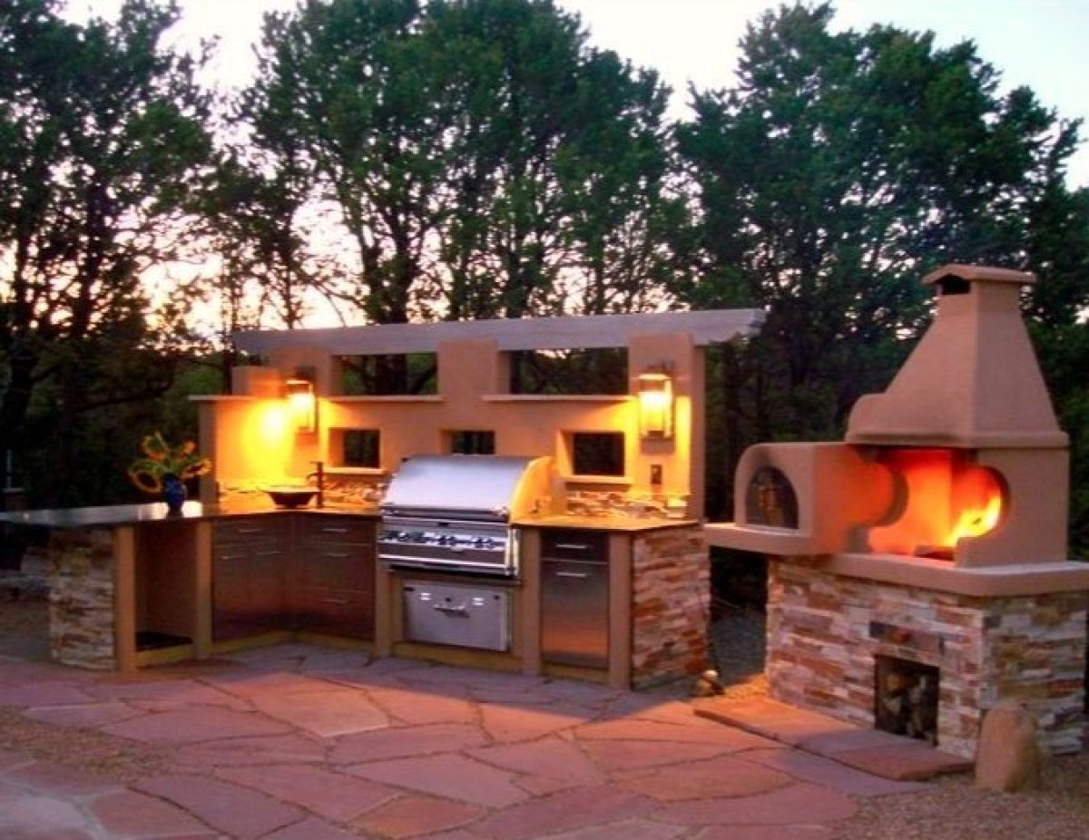 1000 Images About Outdoor Kitchen Smoke Grill On Pinterest Offset Smoker Wood Fired Oven And