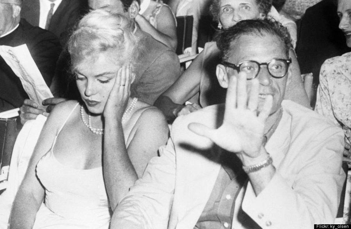 Crime Scene Photos Of Marilyn Monroe On june 30, 1956, monroe