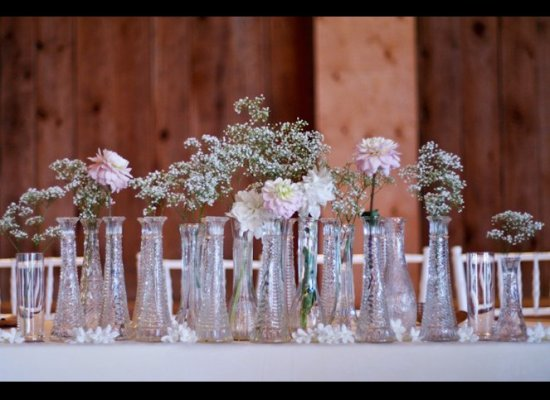 The Hottest Wedding Reception Decor Trends From Tara O'Grady And
