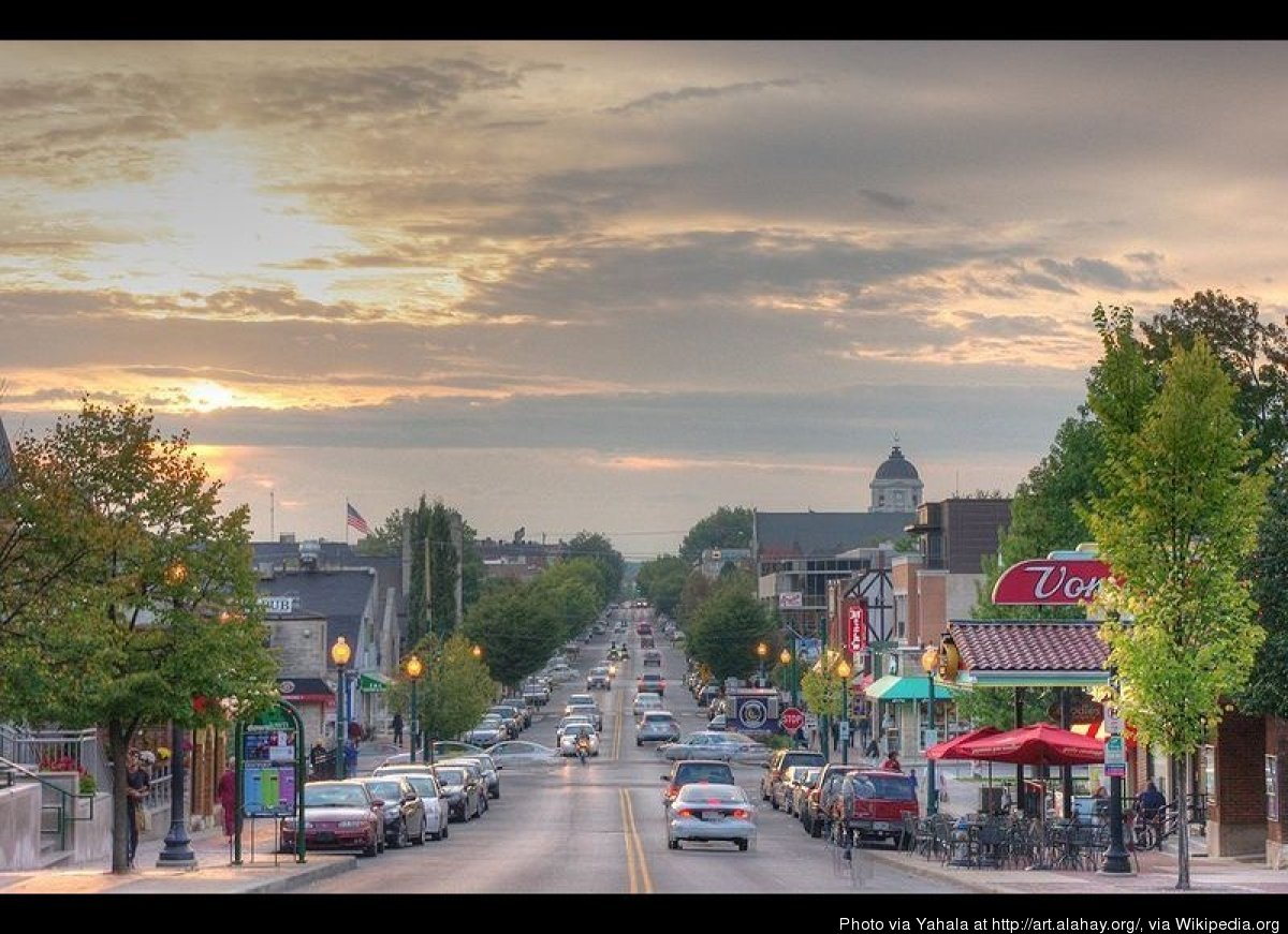Smallest Towns In America America Photograph Small Town
