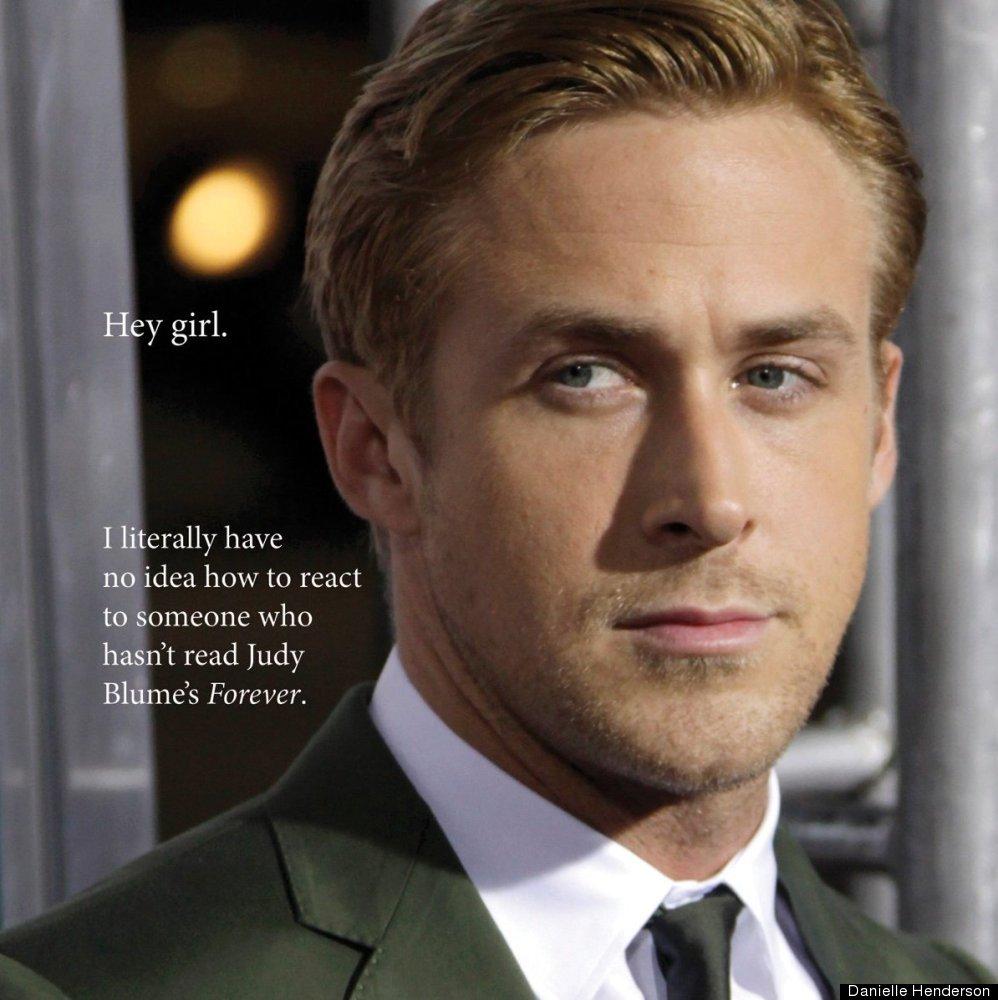 Hey Girl, That Ryan Gosling Meme May Actually Make Men More Feminist ...