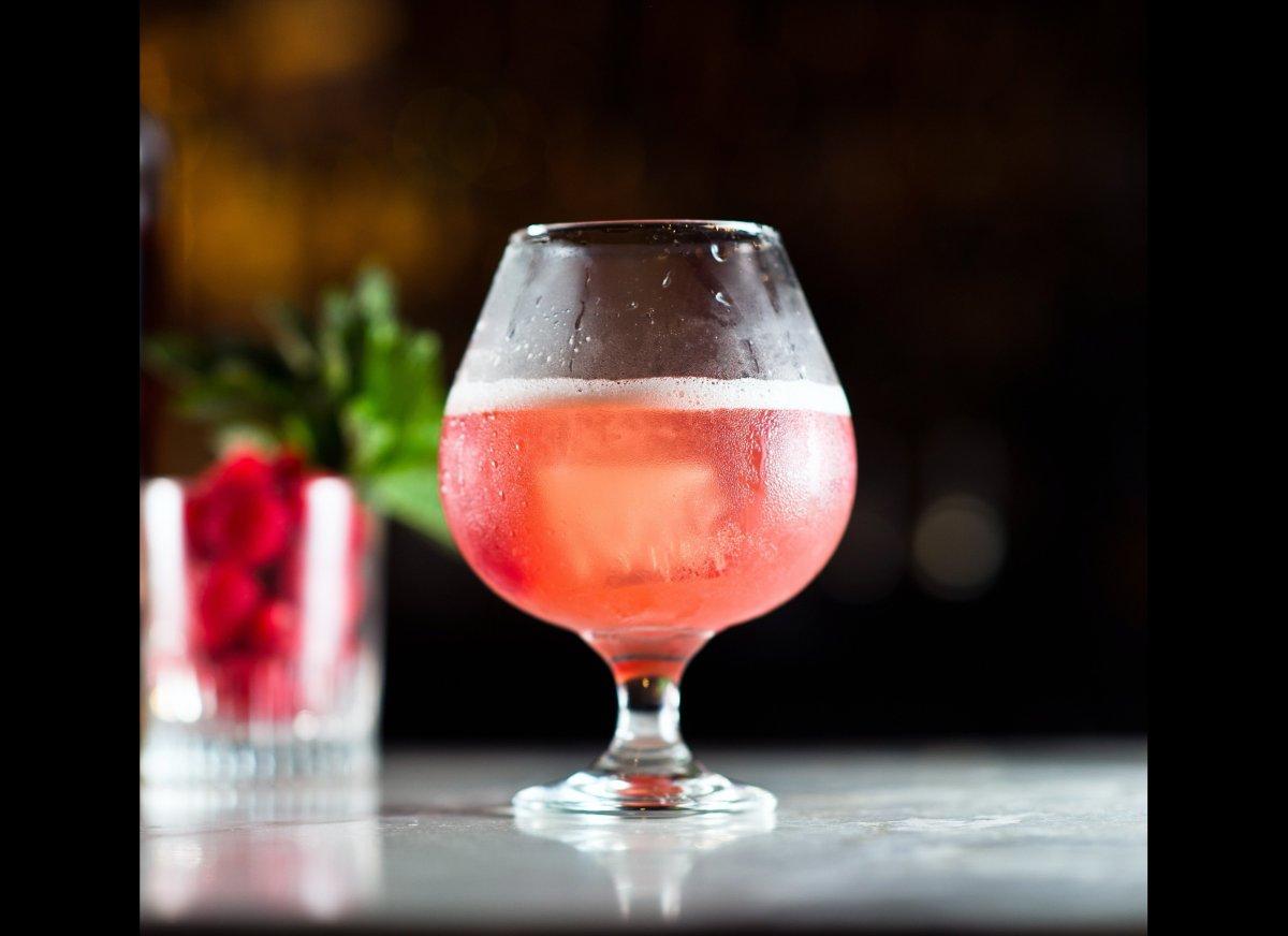 Recette cocktail pick me up