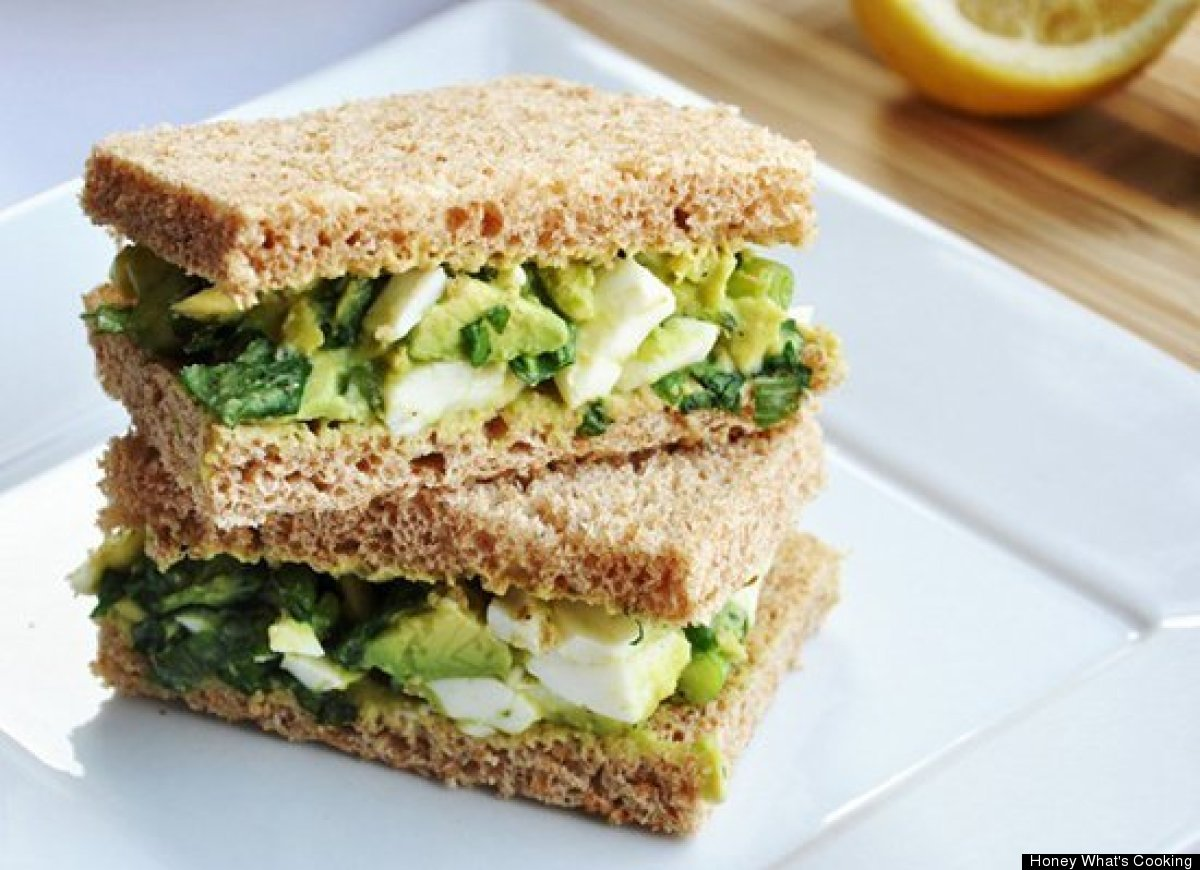 11 new tea sandwich recipes  photos