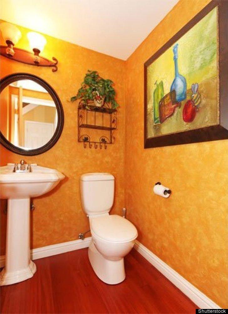 10 formas de decorar tu ba o a adiendo color video huffpost - Colores para banos ...