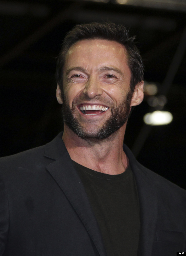 Hugh Jackman Hints At ...