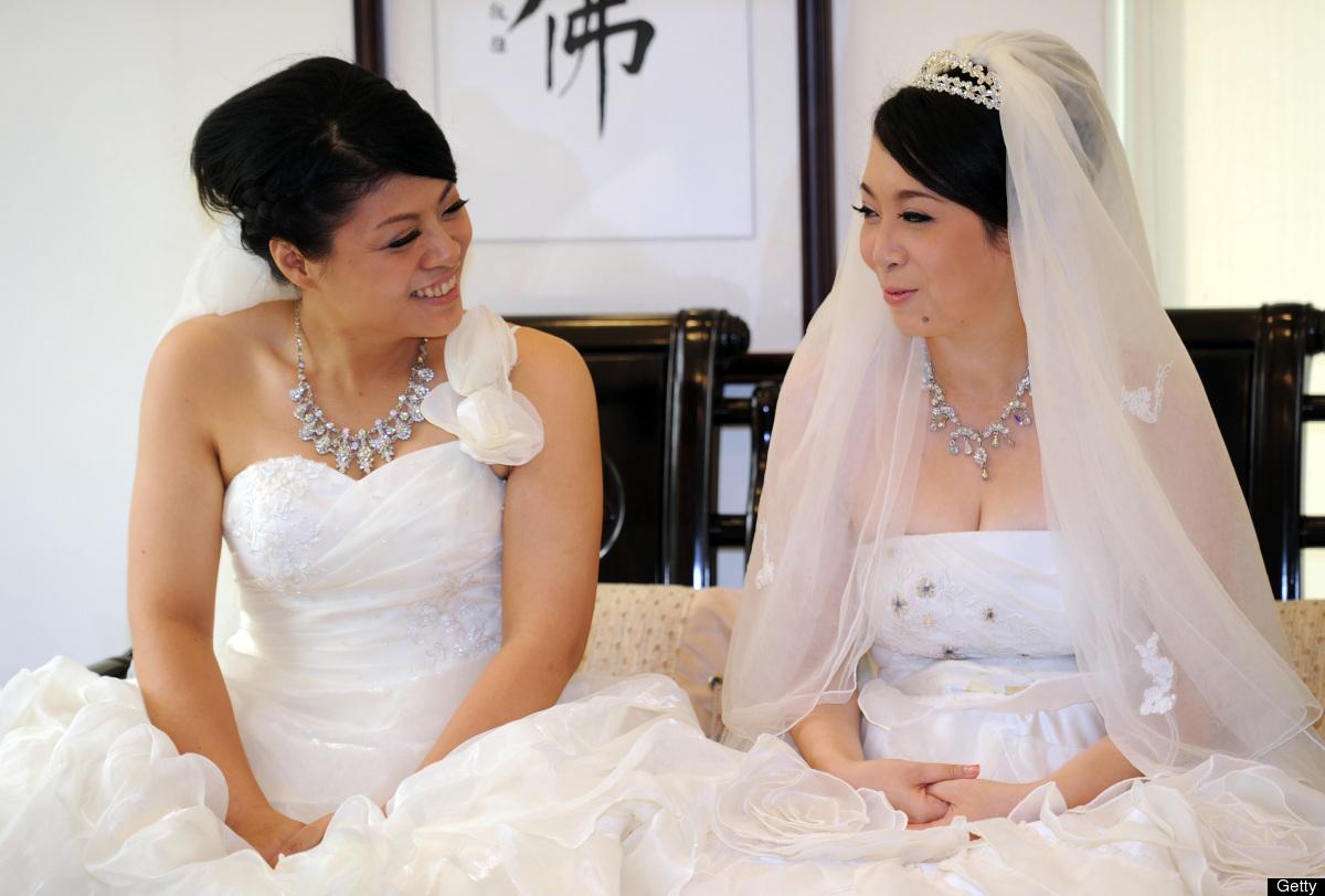 Samesex wedding vows