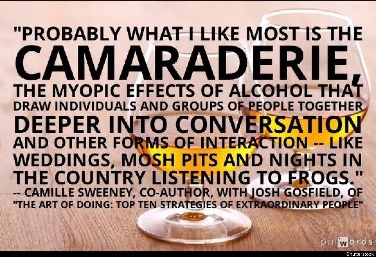 Bartending Quotes And Sayings: Confessions Of A Bartender: 10 Things Every Bartender
