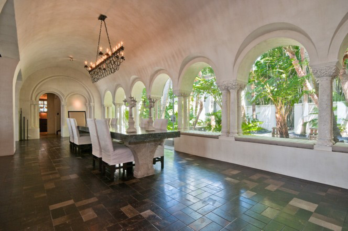 old miami beach home on the market for 40m beyond. Black Bedroom Furniture Sets. Home Design Ideas