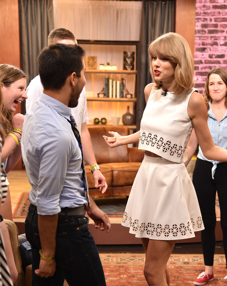 Taylor Swift's 'We Are Never Ever Getting Back Together' Is Reportedly About Jake Gyllenhaal ...