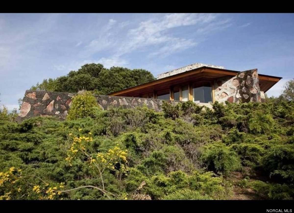 Frank lloyd wright house for sale san anselmo home by for Frank lloyd wright california