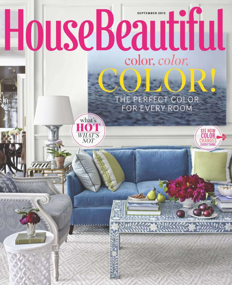 Spring into color with these hot 2012 trends