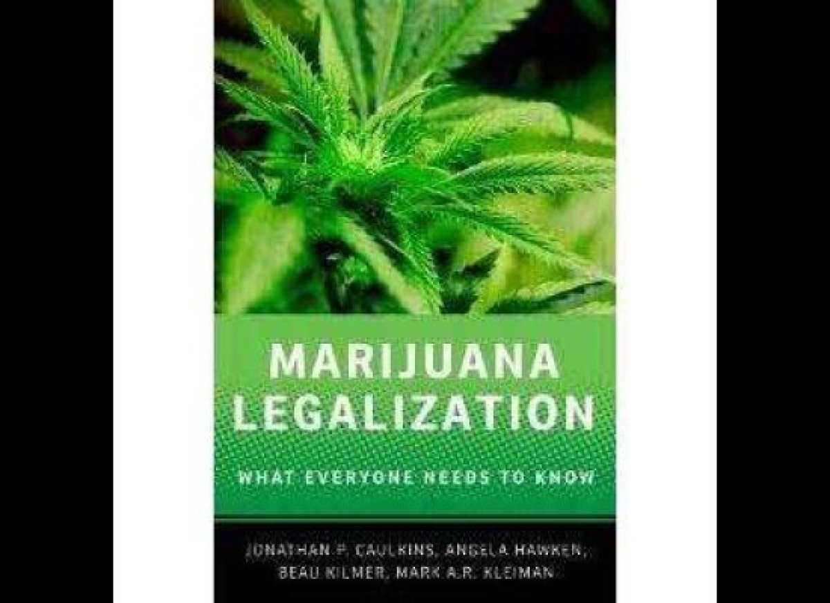 Essay On Legalization Of Marijuana