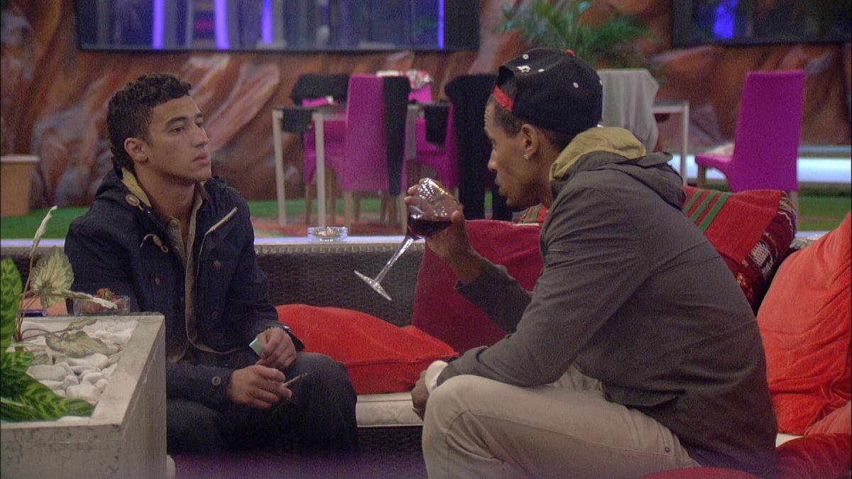 Celebrity Big Brother UK Danica got evicted? | Yahoo Answers