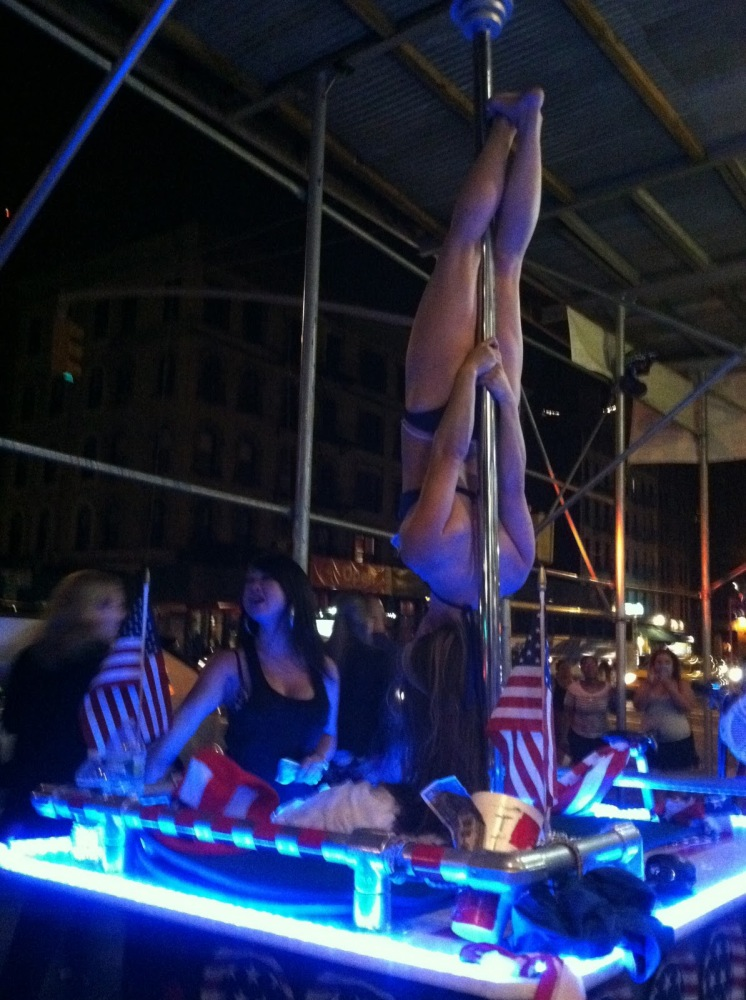 Share this slide. Mobile Stripper Pole  The Ultimate Tailgate   The Huffington Post