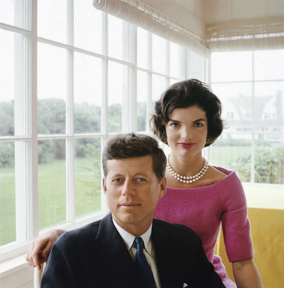 'The Kennedys' Photographed By Mark Shaw Is Now Showing At ...
