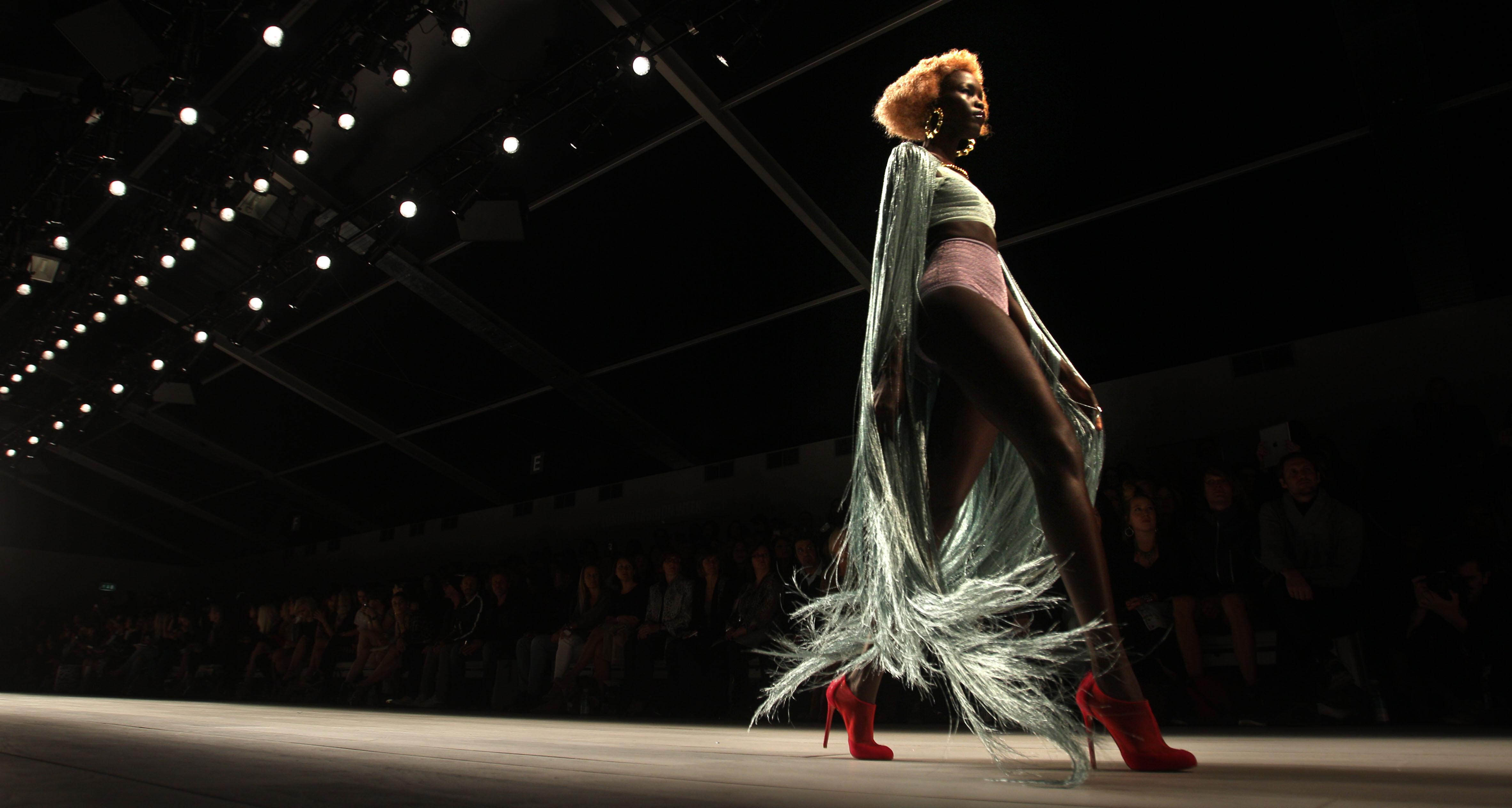 Fashion catwalks