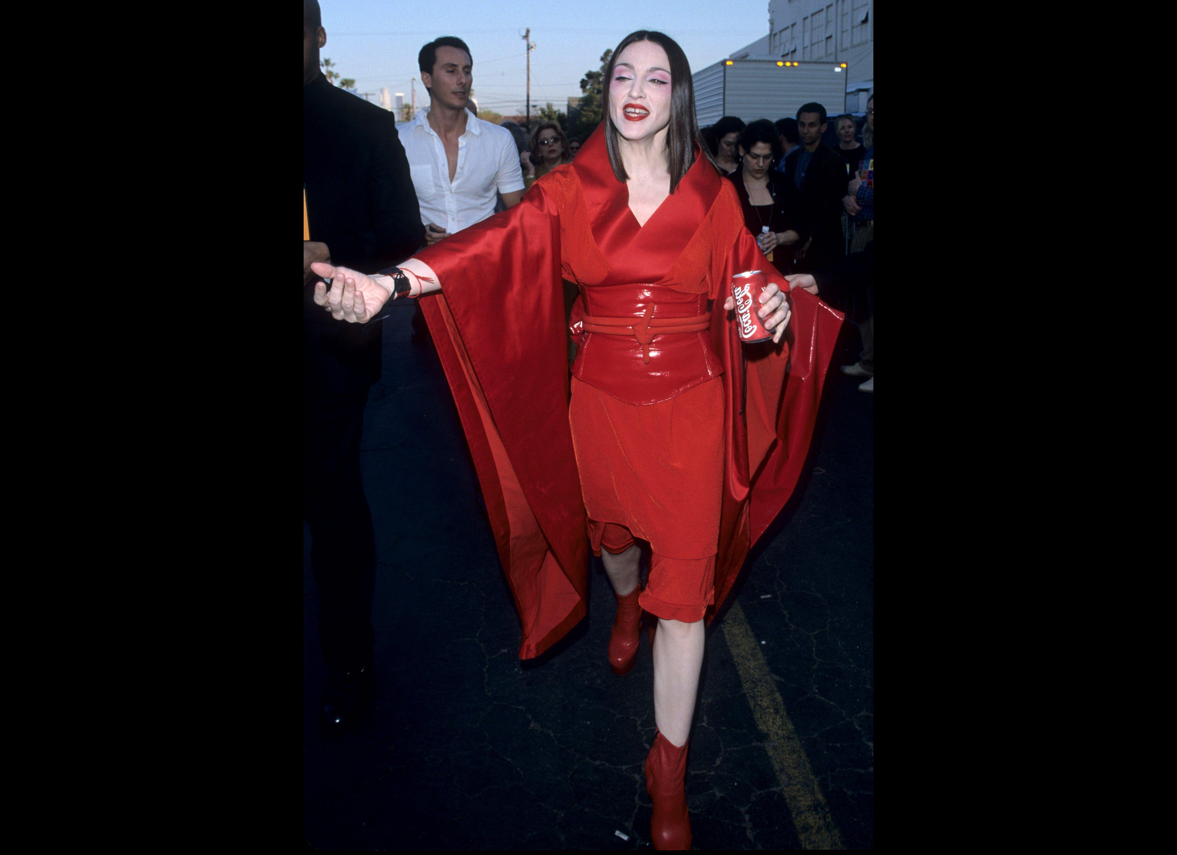 Madonna Grammys 1999 Madonna 1999 Grammys