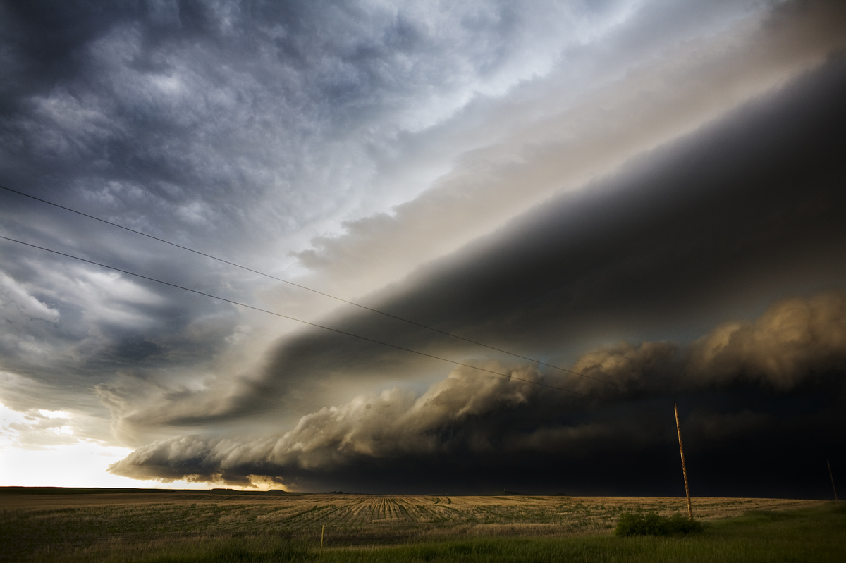 Supercell Storm Photos...