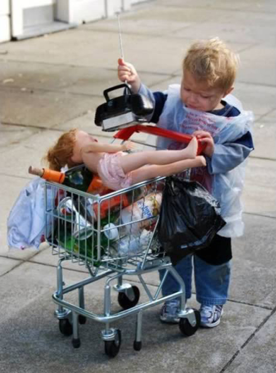 The Most Inappropriate Kids Halloween Costumes Ever