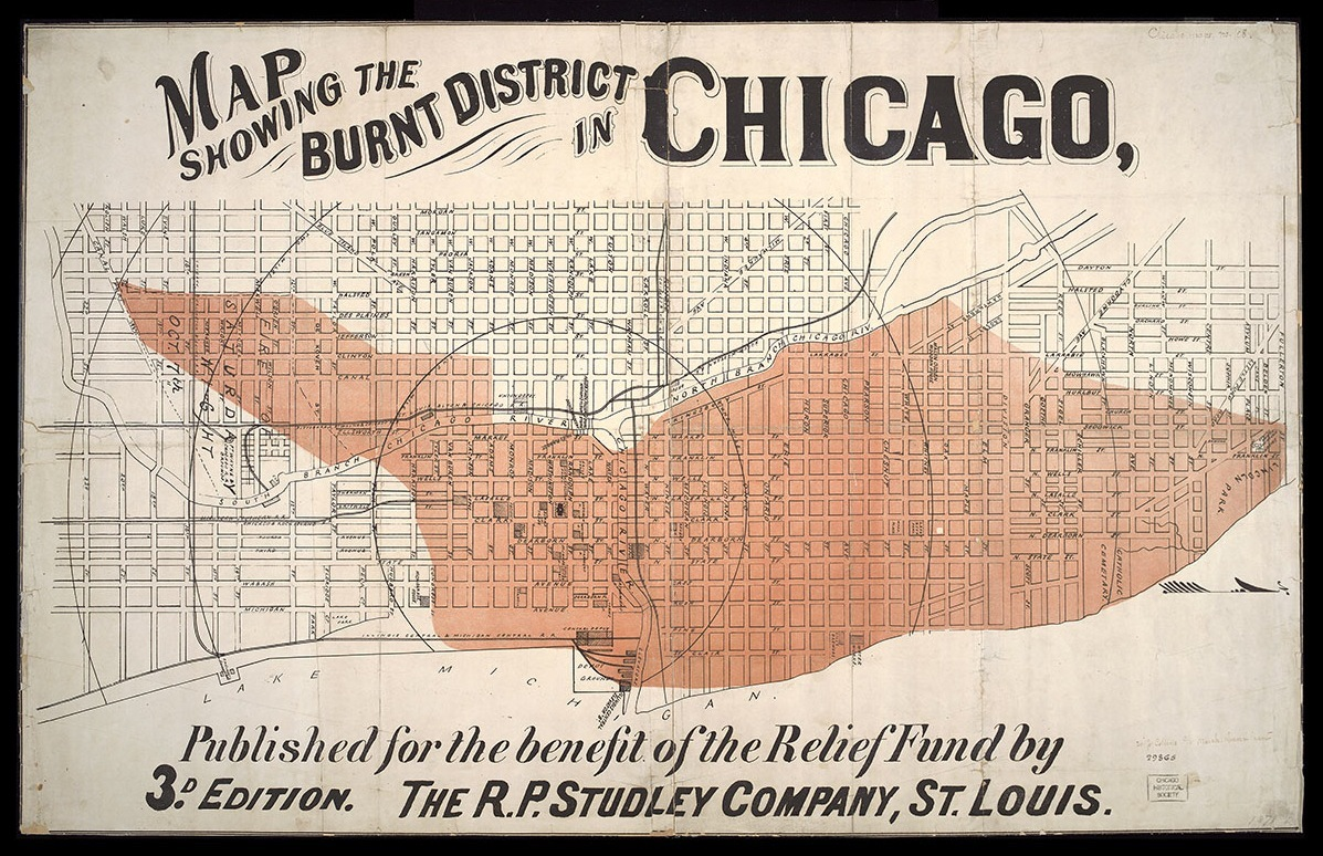 the chicago fire of 1871 essay Free essay: the great chicago fire of 1871 was one of the largest disasters in american history practically overnight the great city of chicago was.