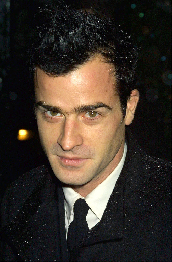 justin theroux friends