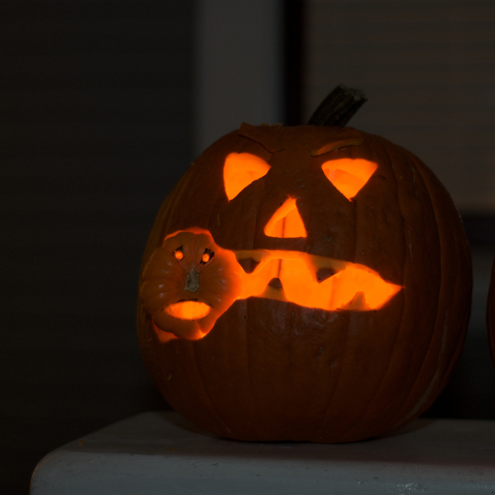 17 Pumpkin Carving Ideas From 'Hello Kitty' To 'Hunger Games ...