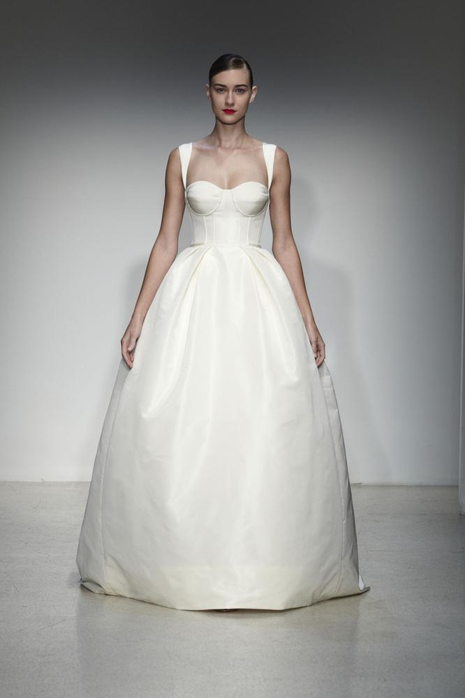 Amsale, Wedding Dress Designer, Dishes On Owning 3 Bridal Labels ...