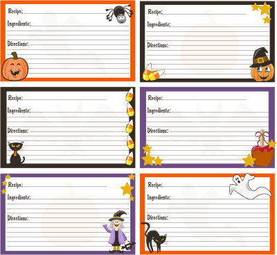 28 Free Halloween Printables That Simplify The Whole Decorating Ordeal ...