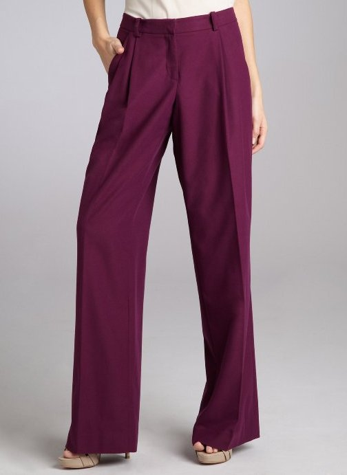 Pleated Pants Are Back In The Game, Ladies (PHOTOS) | HuffPost