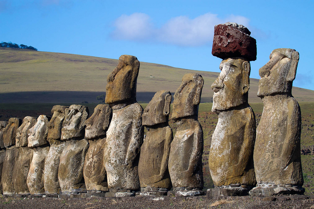 jared diamond easter island essay