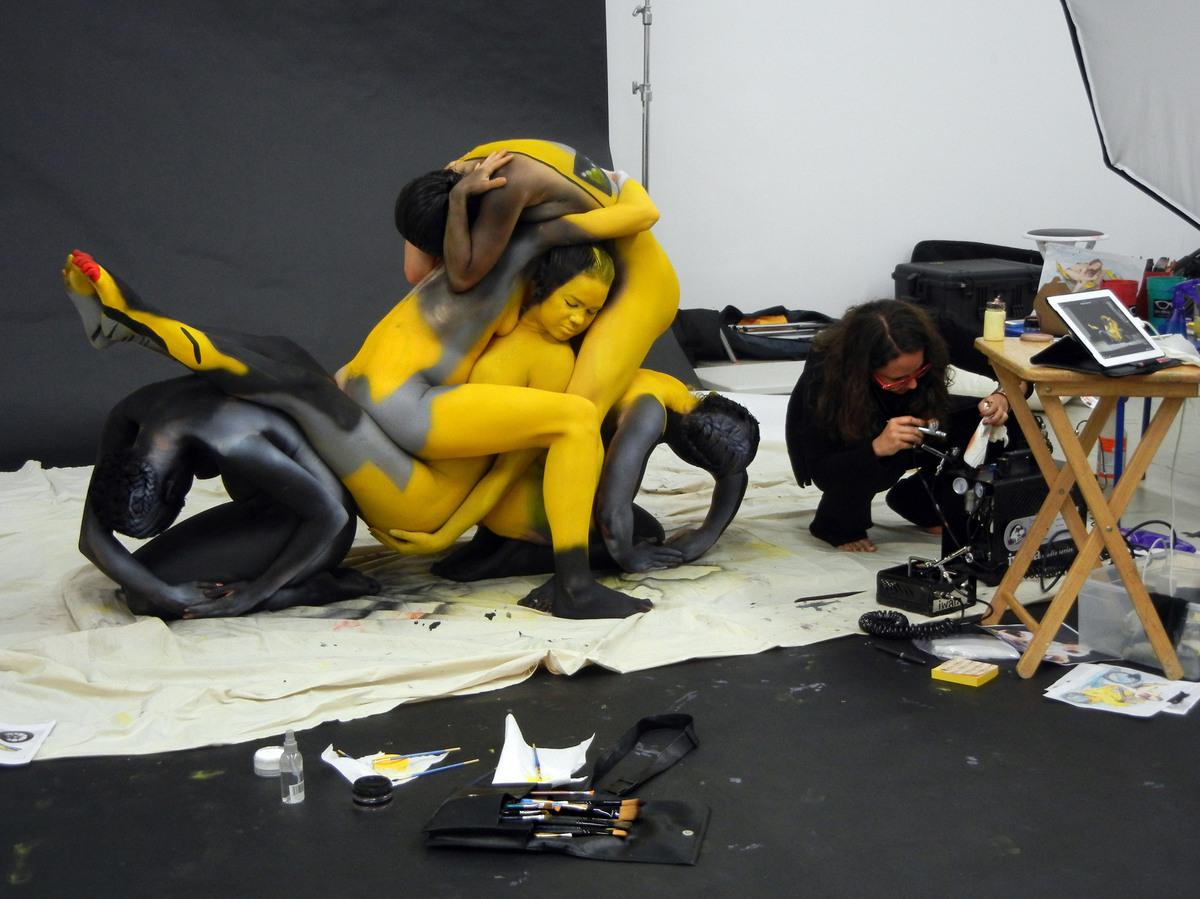 La moto d'art au féminin plurielle Slide_259024_1680338_free