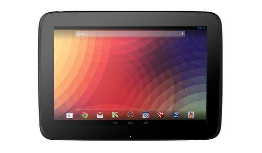 Gogole Nexus 10