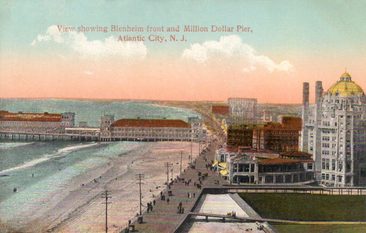 Atlantic City History