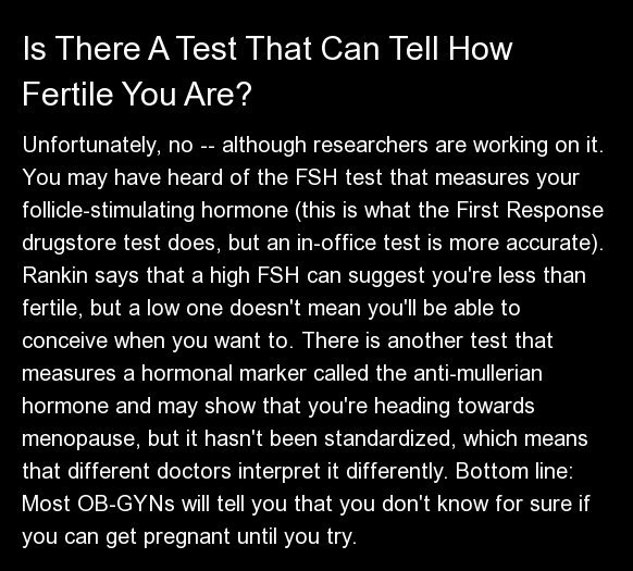 how to find out when your fertile
