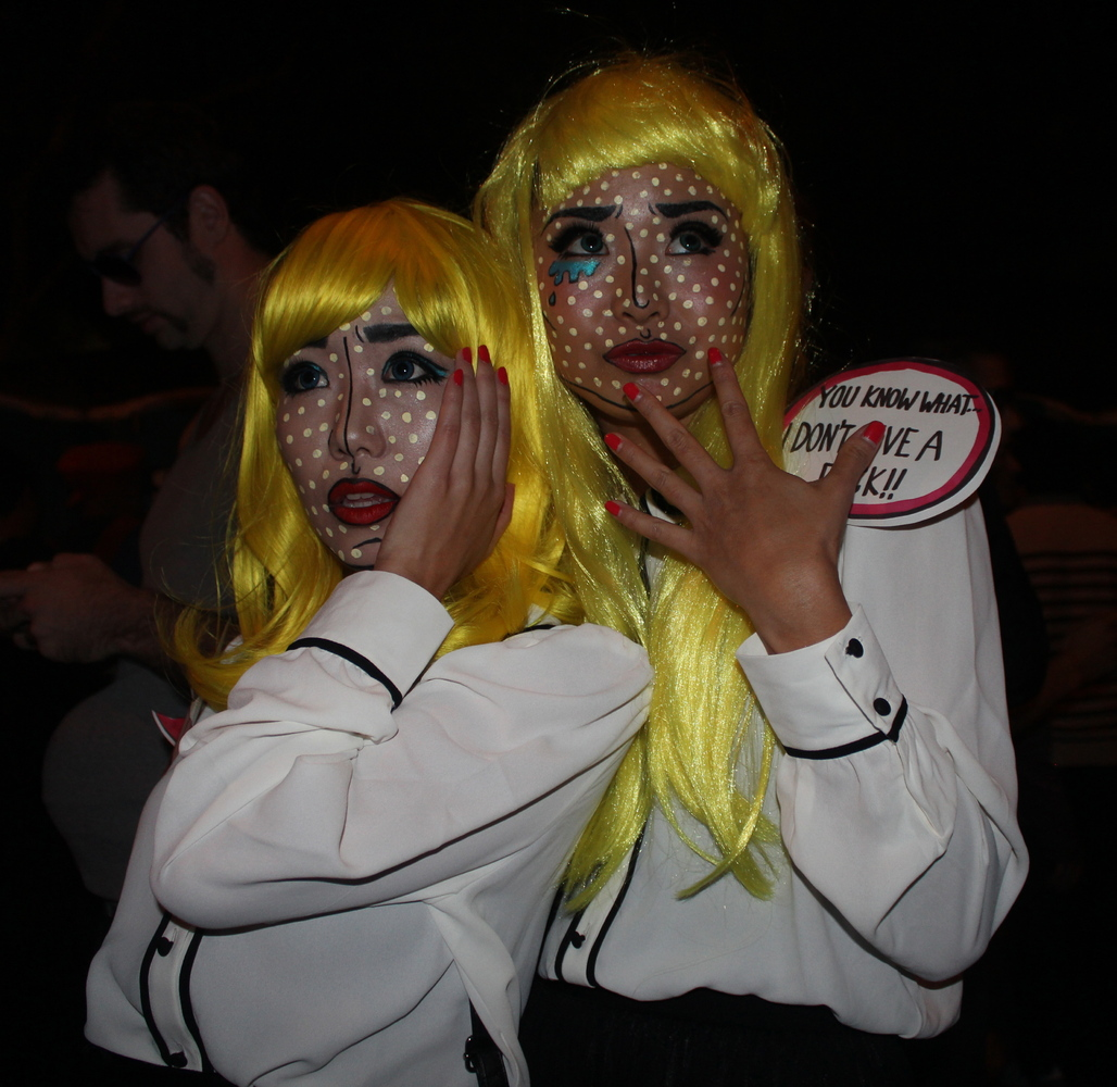 West Hollywood Halloween 2012: Carnaval Attracts Binders Full Of ...