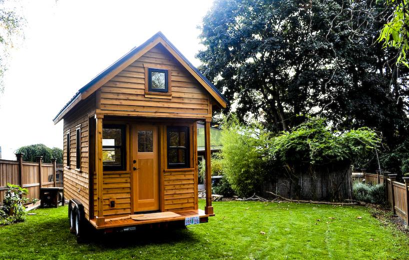 Tiny Home Designs: House Tour: Author And Blogger Tammy Strobel Shares Her